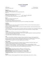 resume template college student freshman college student resume template s