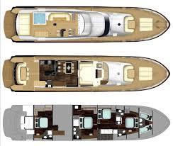 yacht floor plans 26m new build aluminum flybridge motor yacht ava yachts