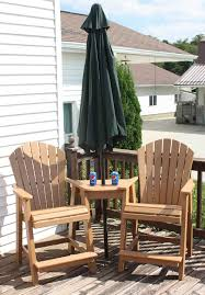 Tete A Tete Garden Furniture by Amish Made Outdoor Furniture