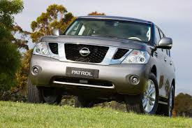 2011 nissan patrol details and images released photos 1 of 20