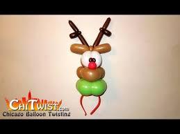 balloon arrangements chicago reindeer hairband christmas balloon chitwist chicago balloon