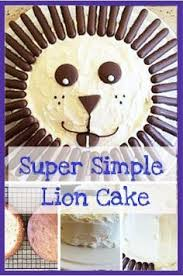 7 perfect cakes for baby u0027s 1st birthday smash cakes too lion