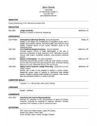 electrical engineer resume example engineering resume template word resume templates domestic resume templates domestic engineer analog design sample 89 stunning good resume samples templates