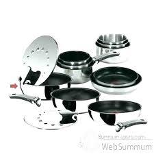 batterie de cuisine en solde ustensile cuisine induction marmite inox tous feux excellence