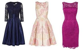 fashion picking a dress for a special occasion strangeness