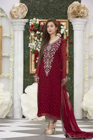 maroon dresses for wedding exclusive maroon bridal dress exclusive boutique