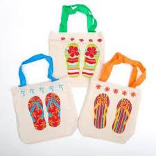 flip flop bag flip flop tote bags century novelty