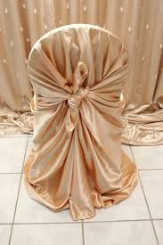 gold chair covers gold satin chair cover right choice linen