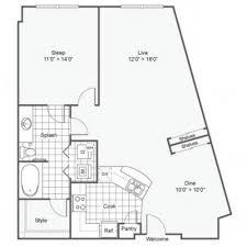 west 10 apartments floor plans 1 bed 1 bath apartment in dallas tx arrive west end apartments