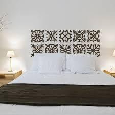 headboard wall art online shop headboard wall decal geometric dorm decor shabby chic