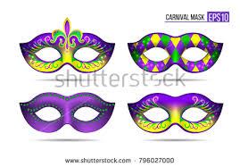 mardigras masks mardi gras masks vectors free vector stock