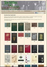 online high school yearbooks free 100 years of granite city high school yearbooks available online