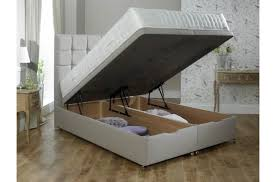 ottoman bed single relyon end lift ottoman divan base from the sleep station