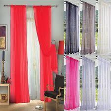 Fuchsia Pink Curtains Fuchsia Curtains Ebay