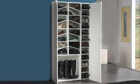 armadi per scarpe armadio scarpiera groupon