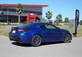 new lexus rcf track test 2015 lexus rc f testdriven tv