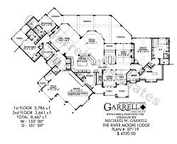 ultimate floor plans river moore lodge house plan craftsman house plans