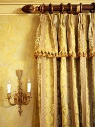 Valance And Drapes Drapery Header Styles