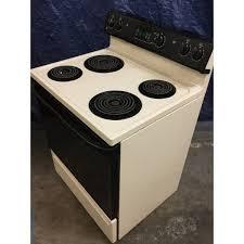 Clean Electric Cooktop Range Stove Oven Denver U0027s Best Appliance Store