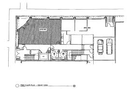 house shop plans floor shop house floor plans