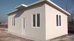Building A Cinder Block House Foam Concrete House Penobeton Wba Youtube