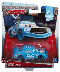 amazon com disney pixar cars dinoco hicks diecast vehicle