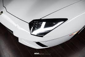 lamborghini aventador headlights vorsteiner lamborghini aventador on adv 1 wheels headlight