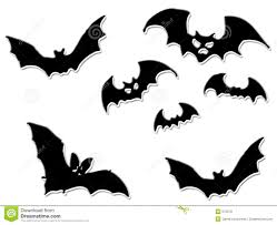 halloween bats flying royalty free stock photos image 575078