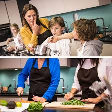 cuisine en famille vivez un cours de cuisine en famille aux papilles à la fête
