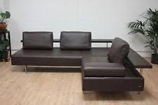 designer sofa leder rolf ecksofa leder ecksofa modulierbar modern leder plura by