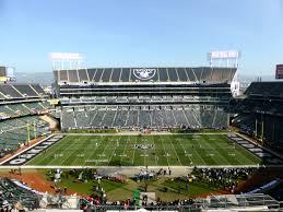 Oakland Raiders American Flag Oakland Alameda Coliseum U2013 Oakland Raiders Stadium Journey
