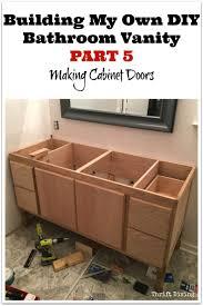 Build Your Own Bathroom Vanity Cabinet by 350 Best Home Tips Diy Images On Pinterest Diy Bathroom Ideas