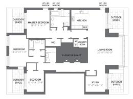 apartments 3 bedroom three bedroom apartments floor plans