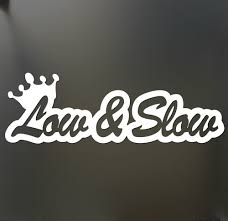 jdm car stickers low and slow graphics decals ebay