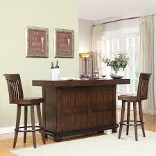 eci furniture 1475 05 gettysburg bar in dark distressed