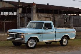 Ford F100 1975 Daily Turismo Seller Submission 1973 Ford F100