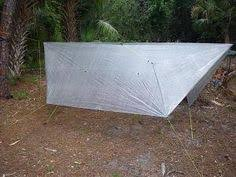 trail duster 2 0 hammock tarp ultralight backpacking pinterest