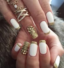 best 10 gold nail ideas on pinterest