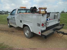Dodge Ram Utility Truck - 1999 dodge ram 2500 utility truck item i3397 sold septe