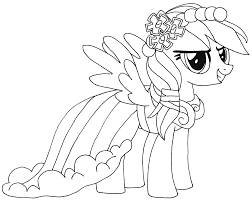 Rainbow Dash Coloring Pages To Download And Print For Free Coloring Pages For 10 Year Olds