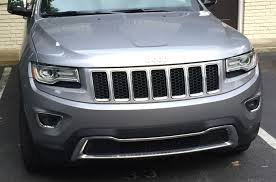 jeep cherokee black 2015 jeep overland srt8 black honeycomb grill inserts item