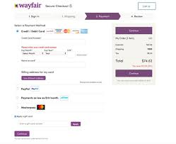 wedding registry website reviews we review wayfair s new wedding registry option