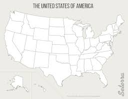 the us 50 states printables map quiz