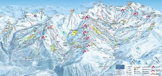 Piste Maps For Italian Ski by Maps U0026 Piste Maps Of Courchevel Seecourchevel Com