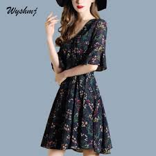 popular country style dresses flower buy cheap country style