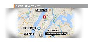 New York Mta Map by Ebola Patient Rode Subway Before Showing Symptoms How Does Mta