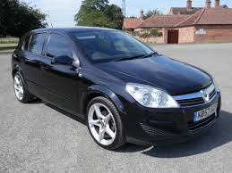 vauxhall astra 2017 2007 57 plate vauxhall astra 1 4 club in black 5 door 5 speed