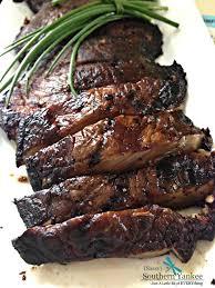 Balsamic Roast Beef In Oven Balsamic Garlic Grilled Portobello Mushrooms Sassy Southern Yankee