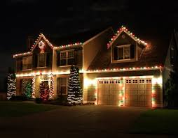 christmas lights springfield mo christmas light installation vision landscape design build