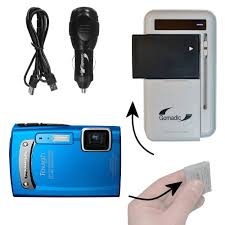tg 310 olympus portable external battery charging kit suitable for the olympus tg